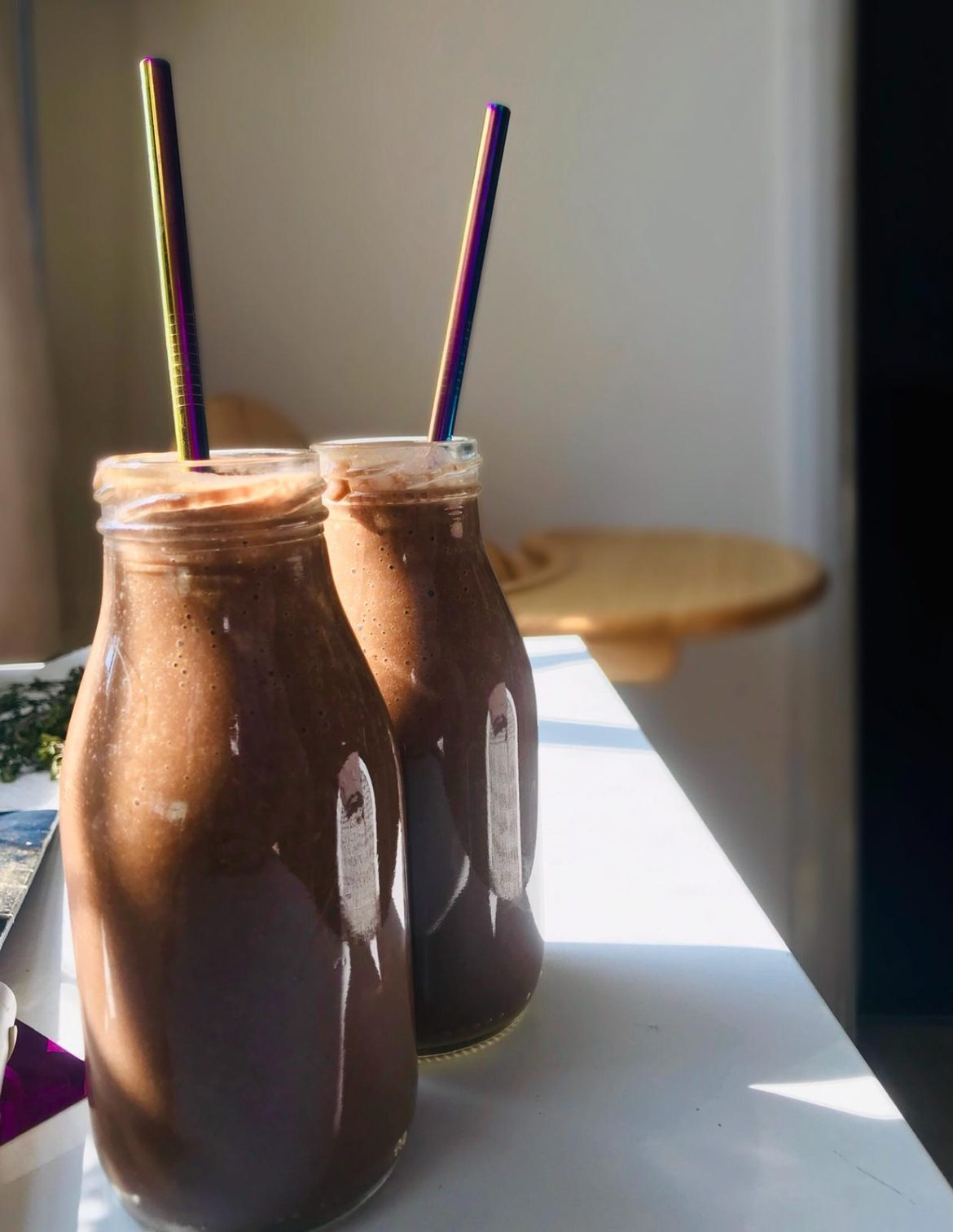 Chocolate Milkshake recipe by notetoiris