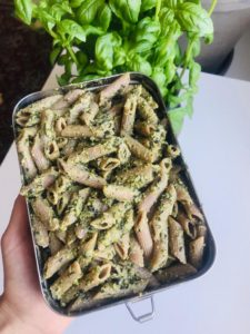 Dandelion pesto recipe by notetoiris